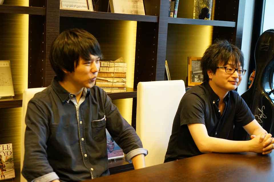 黒川侑&伊東裕に聞く 楽器との出会いから今、演奏家として──【Q&A】前編
