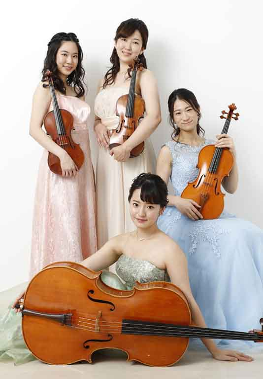 Thaleia Quartet タレイアクァルテット